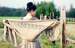Šály - Romance naturelle - 9564587_