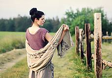 Šály - Romance naturelle - 9564592_