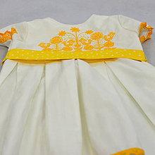 Detské oblečenie - Žlté - 9567755_