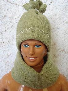 Hračky - Barbie, Ken - zelený nákrčník - 9568355_
