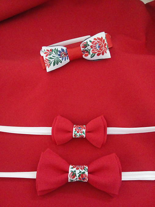 c5cc0b753415 Folklórny set   jjduda - SAShE.sk - Handmade Ozdoby do vlasov