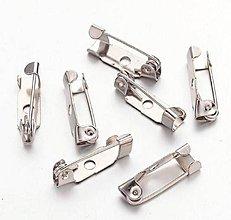 Komponenty - BZ106 Mostík brošňový 1,5 x 0,6 cm - 9570219_