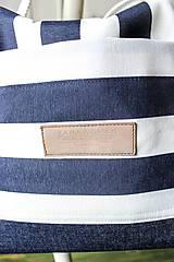 Veľké tašky -  Taška Navy - 9568293_