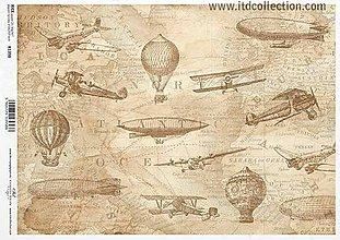 Papier - ryžový papier ITD 1398 - 9569265_