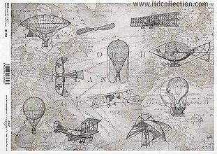 Papier - ryžový papier ITD 1399 - 9569266_