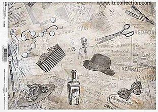 Papier - ryžový papier ITD 1400 - 9569279_