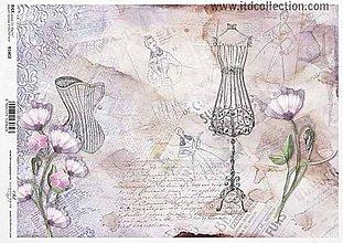 Papier - ryžový papier ITD 1402 - 9569551_