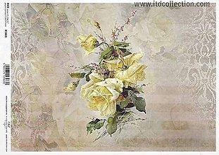Papier - ryžový papier ITD 1403 - 9569562_