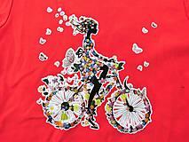 Detské oblečenie - Motýľová cyklistka - 9569219_