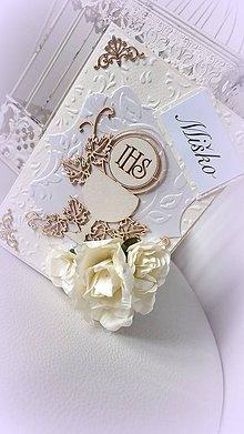 Papiernictvo - Pohľadnica na primície - 9568415_