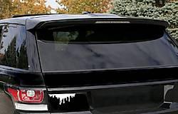 Iné doplnky - Nálepky na auto - Roztečená farba - 9568824_