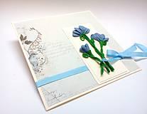 Papiernictvo - Pohľadnica ... okno do záhrady - 9572633_