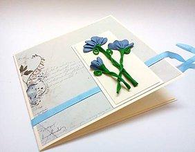 Papiernictvo - Pohľadnica ... okno do záhrady - 9572634_