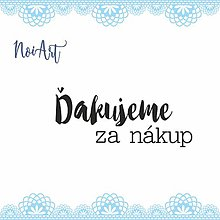 Papiernictvo - Handmade pečiatka 112 - 9571331_