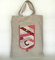 Nákupné tašky - Skladacia nákupná taška - 9572269_