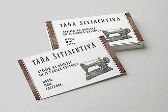 Grafika - VIZITKA (TÁŇA)  (2) - 9573820_