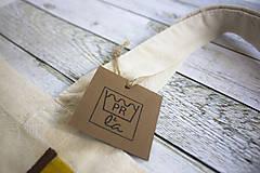 Nákupné tašky - Ručne maľovaná taška Dracea - 9573450_