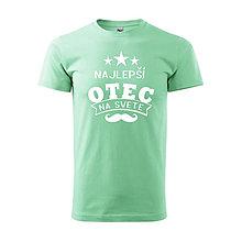 Oblečenie - Najlepší otec na svete - pánske tričko pre otca - 9573113_