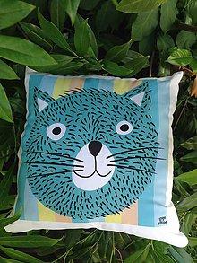 Úžitkový textil - kocúr muro - 9572402_