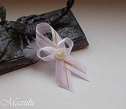 Pierka - svadobné pierka pre hostí - 9574932_