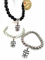 Iné šperky - Kríž na radiacu páku - 9574985_