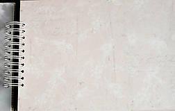 Papiernictvo - Svadobný album,album na fotky /limitovaná edícia - 9575284_