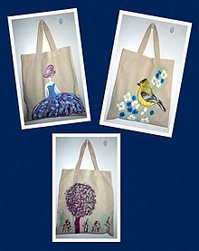 Nákupné tašky - Tašky nákupné - 9575569_