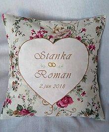 Úžitkový textil - Keď sa dvaja ľúbia... - 9578287_