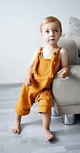 Detské oblečenie - Kraťasky trakáče pudláče  - 9577049_