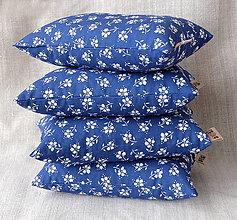 Úžitkový textil - FILKI šupkový ohrievací vankúšik 25 x 15 cm - 9576536_