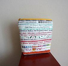 Taštičky - Taštička - patchwork 2 - 9576794_