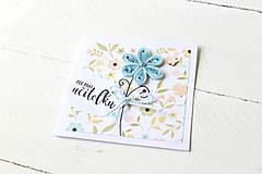 Papiernictvo - pohľadnica pre pani učiteľku - 9577158_