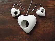 Sady šperkov - Proskočíš mi srdcem (souprava) - 9580380_