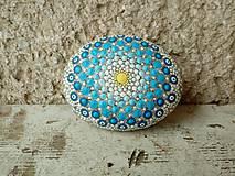 Dekorácie - Chcem tu moreeeee... - Na kameni maľované - 9580398_