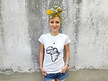 Tričká - Tričko s logom Africana - 9578818_