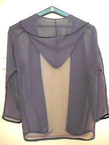Iné oblečenie - Princess night - plášť-kabátik - 9578793_