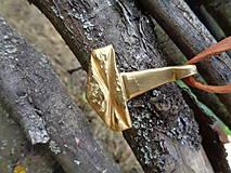 Náhrdelníky - Liate Thorovo kladivo, III. - 9581968_