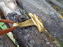 Náhrdelníky - Liate Thorovo kladivo, III. - 9581977_