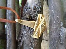 Náhrdelníky - Liate Thorovo kladivo, III. - 9581978_