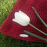 Čiapky - Letný klobúk-100% bavlna - 9582856_