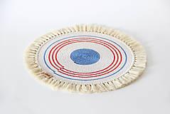 Úžitkový textil - Podložka námořnická - 9582394_