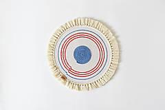 Úžitkový textil - Podložka námořnická - 9582399_