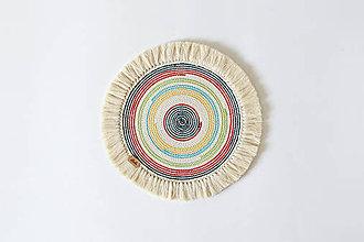 Úžitkový textil - Podložka barevná - 9582416_