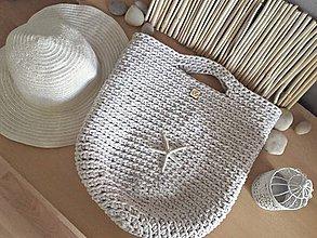 Veľké tašky - TOTE BAG linen - 9582690_