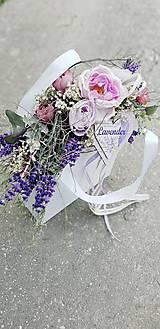 Dekorácie - Taška plná kvetov - 9581678_