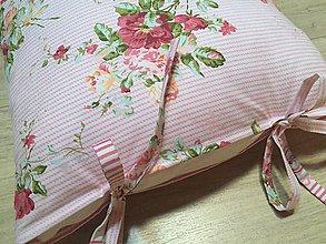 Úžitkový textil - vidiecky - vankúš - 9584030_