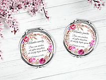 - Set zrkadielok pre svadobné mamy - 9586049_