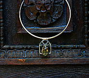 Náhrdelníky - Nerezový náhrdelník...