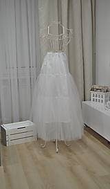 - Dlhá spodnička pod šaty, sukňu  - 9587553_