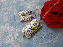 Sady šperkov - Princess of China V. (so zlatým nerezom) - 9585347_